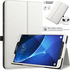 """Leather Flip Tab Stand Case Cover For Samsung Galaxy Tablet A6 10.1"""" T580 T585"""