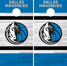 Dallas Mavericks Cornhole Skin Wrap NBA Basketball Team Colors Vinyl Decal DR251 on eBay
