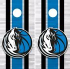 Dallas Mavericks Cornhole Skin Wrap NBA Basketball Team Colors Vinyl DR252 on eBay
