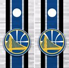 Golden State Warriors Cornhole Skin Wrap NBA Basketball Custom Decor Vinyl DR279 on eBay
