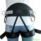 Harness Seat Belts Sitting Safety Outdoor Rock Climbing Rappelling Equip #3723