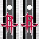 Houston Rockets Cornhole Skin Wrap NBA Basketball Team Colors Vinyl Decal DR282 on eBay