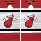 Miami Heat Cornhole Skin Wrap NBA Basketball Team Colors Vinyl Decal DR296 on eBay