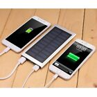 7000mah Dual-USB Waterproof Solar Power Bank Battery Charger for Stall Phone USA