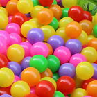 50pc Colorful Fun Ball Soft Plastic Ocean Ball Baby Kid Toy Swim Pit Toy Sale