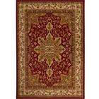 Habitual Floral Red Area Rug Home Decor Rug Cheap Carpet Bedroom Rug Sale