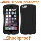 GRIFFIN SHOCKPROOF CASE with screen protector Apple iPhone mobile smart phone
