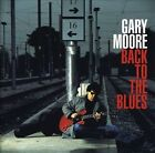 Back to the Blues by Gary Moore CD Bomamassa Satriani