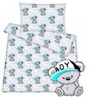 NEW Cotton bedding set for baby Toddler Crib Cot Cot bed Duvet cover Pillowcase