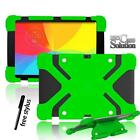 Bumper Silicone Stand Cover Case Fit Various Microsoft Surface Tablet + Pen