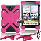 "Bumper Silicone Stand Cover Case For Various 7"" 8"" Huawei MediaPad/Honor Pad"