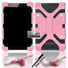"""Bumper Silicone Stand Cover Case For Various 7"""" 8"""" Medion LifeTab Tablet"""