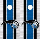 Orlando Magic Cornhole Skin Wrap NBA Basketball Team Colors Vinyl Decal DR315 on eBay