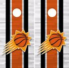 Phoenix Suns Cornhole Skin Wrap NBA Basketball Team Colors Vinyl Sticker DR321 on eBay