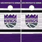Sacramento Kings Cornhole Skin Wrap NBA Basketball Team Colors Vinyl Decal DR326 on eBay