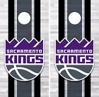 Sacramento Kings Cornhole Skin Wrap NBA Basketball Team Colors Vinyl DR327 on eBay