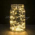 20/30LED Battery Power Operated Copper Wire Mini Fairy Party XMAS Wedding Light