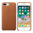 Case for iPhone Apple OEM Leather Slim Soft Touch Shell Skin Phone Cover