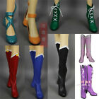 Sailor Moon Women Cosplay Shoes Custome Customized High-heeled Boots Girls New