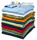 NEW - Rasco FR Flame Resistant Long Sleeve Henley T-Shirts - Fast Shipping