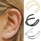 2pc Cross Ear Clip Cuff Wrap Fake Earring Stud Hoop Non Piercing Cartilage Gift for sale  China