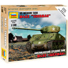 "ZVEZDA Model Kits ""US Tanks & Armored Forces 1941-1945 year, WWII"""