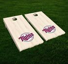 Minnesota Twins Cornhole Decal Vinyl MLB Baseball Car Wall Set of 2 GL40 on Ebay