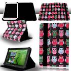 FOLIO LEATHER STAND CASE COVER For Various TREKSTOR SurfTab Tablet + Stylus