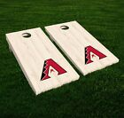 Arizona Diamondbacks Cornhole Decal Vinyl MLB Baseball Car Wall Set of 2 GL47 on Ebay