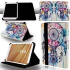 FOLIO LEATHER STAND CASE COVER + Stylus For Various Asus MEMO Pad Tablet