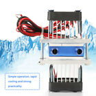 120-360W DIY Semiconductor Refrigeration Cooler Peltier Water Cooling System New