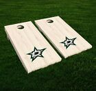 Dallas Stars Cornhole Decal Vinyl NHL Hockey Car Wall Set of 2 GL109 $19.95 USD on eBay