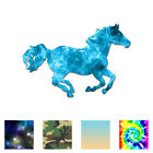 Horse Mustang Running - Vinyl Decal Sticker - Multiple Patte
