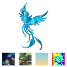 Phoenix Bird Art - Vinyl Decal Sticker - Multiple Patterns &