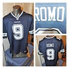 NWT Nike Tony Romo Dallas Cowboys Sewn/Stitched Jersey On Field Multi Mens SZ $39.99 USD on eBay