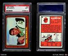 1966 Topps #96 Joe Namath Jets PSA 7 - NM