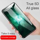 Tempered Glass Screen Protector 5D Full Cover Guard Film For...
