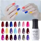 Soak Off Color Nail Gel Polish UV LED Base Top Coat Manicure