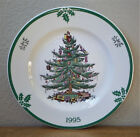"Spode CHRISTMAS TREE Annual Collector Plates - Pick One Year/Your Choice (7.75"")"