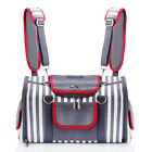 Soft Sided Folding Travel Airline Approval Pet Carrier Purse Tote Cat Dog Bag 21