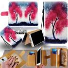 For Various Nokia Lumia SmartPhones  - Leather Wallet Stand Flip Case Cover