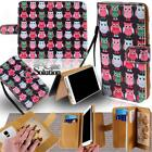 For Various ZTE Mobile phones - Leather Wallet Card Stand Flip Case Cover+Pen