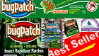 "BUG PATCH ""THE BEST""  INSECT REPELLENT PATCHES 6,12,18,24-60 PATCHES*** CHOOSE!!"