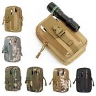 Outdoor Waterproof Tactical Bag Waist Fanny Pack Camping Military Army Pouch HOT