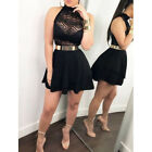 US Sexy-Women-Sleeveless-Bandage-Bodycon-Evening-Party-Cocktail-Club-Mini-Dress <br/> 100% Satisfaction❤Top Quality❤Fast Shipping❤Easy Return
