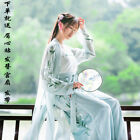 Womens Fashion Chinese Ancient Traditional Hanfu Dress Suits Costumes Cosplay