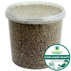 GardenersDream Sunflower Hearts - Kernels Premium Seed Bakery Wild Bird Food