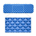 40D Nylon Inflatable Air Mattress Sleeping Rest Pad Outdoor Travel Camping Bed