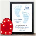 PERSONALISED Baby Girl Boy Christening Gifts Godson Goddaughter PINK or BLUE