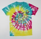 Nickelodeon Tie-Dye 90s Cartoons T-Shirt New! Rocko Hey Arnold Real Monster (1F1 image